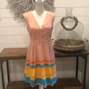 NWT Tracy Reese Fit and Flare Dress